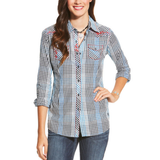 "Ariat ""American Rose"" Women's Western Shirt - #10019654"