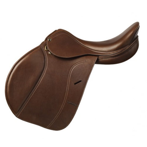 "17"" Ovation ""San Telmo"" English Saddle"
