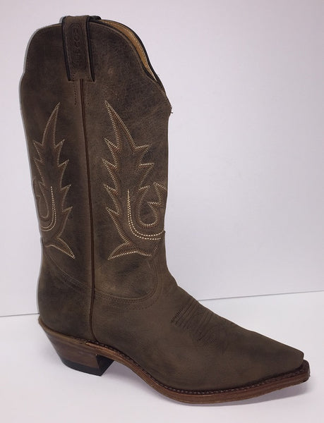 Boulet Ladies Cowboy Boots #6635 EXCLUSIVE TO PICOV'S