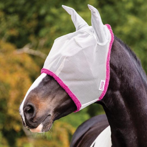 Amigo Fly Mask – With Ears