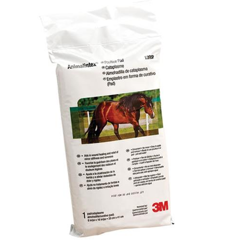 "3M ""Animalintex"" Poultice Dressing"