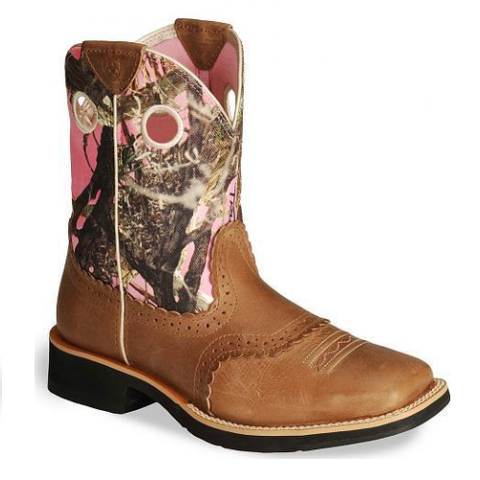 "Ladies Cowboy Boots Ariat ""Fatbaby Cowgirl"""