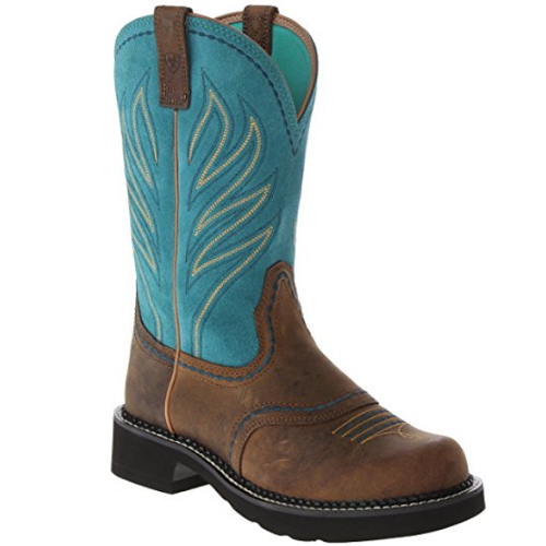 "Ladies Cowboy Boots Ariat ""Probaby Flame"""