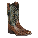 "Ariat Kid's ""Quickdraw"" Cowboy Boots"