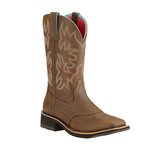 "Ariat Ladies ""Delilah"" Cowboy Boots"