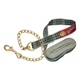 5/A Baker Lead Rope w/ Chain