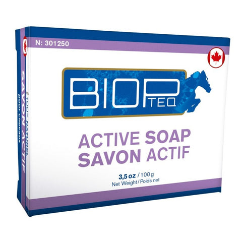 BiopTeq Active Soap - 100G