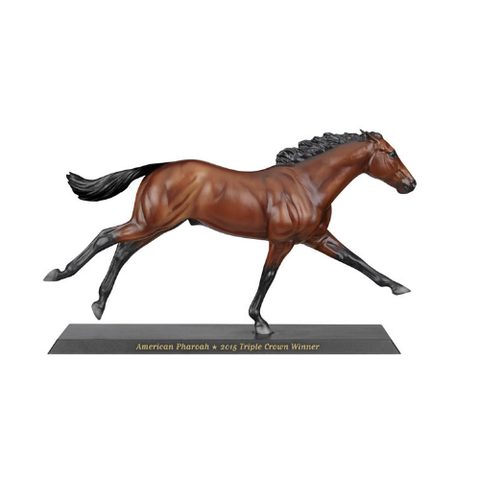 "Breyer ""American Pharoah"""