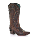 Corral Ladies Cowboy Boots #E1539