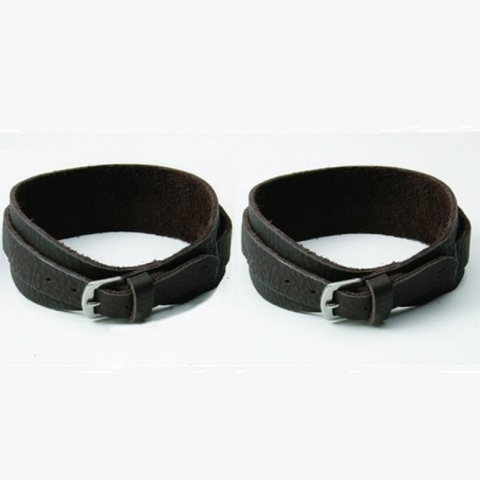 Contender Economy Leather Garter Straps