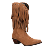 Ladies Cowboy Boot Durango Fringe #DCRD150