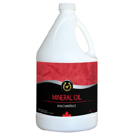 Golden Horseshoe Mineral Oil – 4L