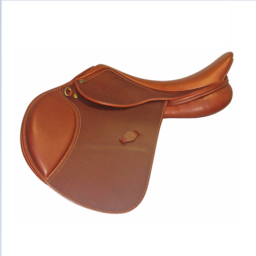 "17"" Henri De Rivel Show Jumper Pro English Saddle"