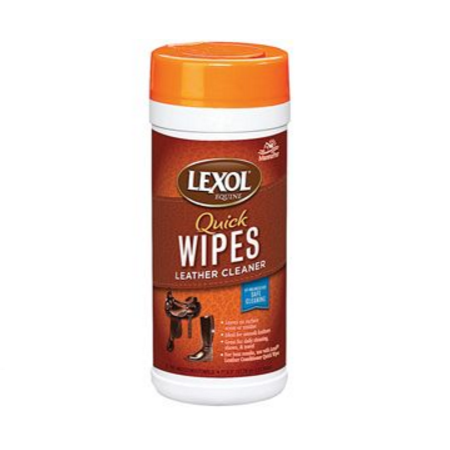 Lexol Leather Cleaner – Wipes