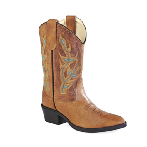 Old West Children's Cowboy Boots #8122