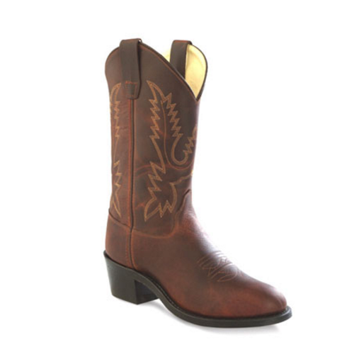 Old West Youth Cowboy Boots #CCY1152G