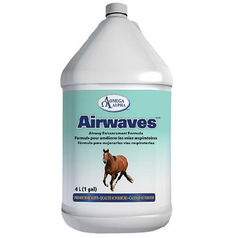 Omega Alpha Airwaves – 1 Gallon