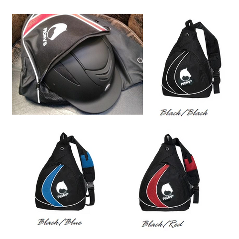 Sling Backpack-Helmet Bag