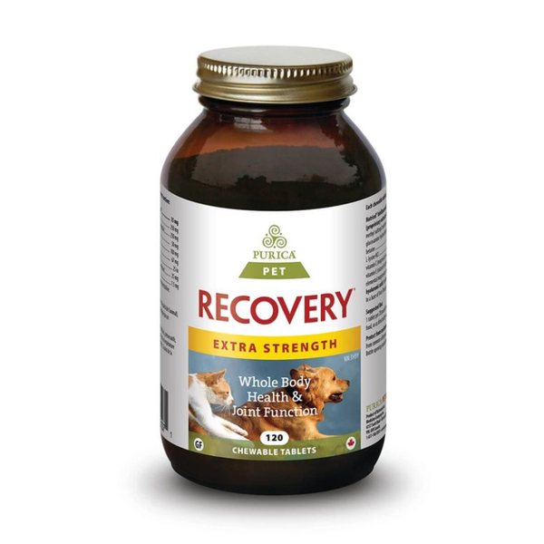 Purica Pet Recovery Extra Strength - 120 Chewables