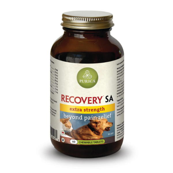Purica Pet Recovery Extra Strength - 60 Chewables