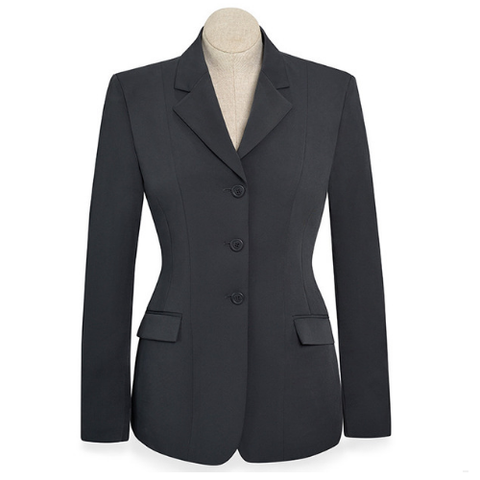 R.J. Classic's Ladies Xtreme Collection Soft Shell Show Coat – Charcoal