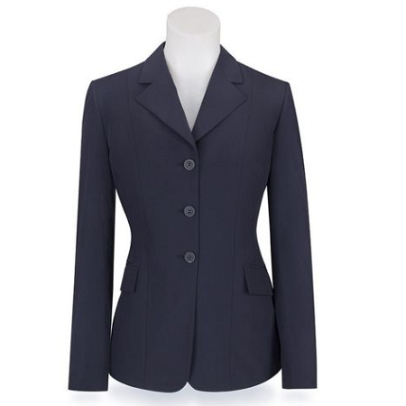 "R.J. Classics Ladies ""Xtreme Collection"" Softshell Show Coat – Navy"