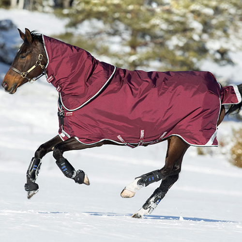 Rambo Duo Winter Blanket + FREE Horseware Fleece Liner
