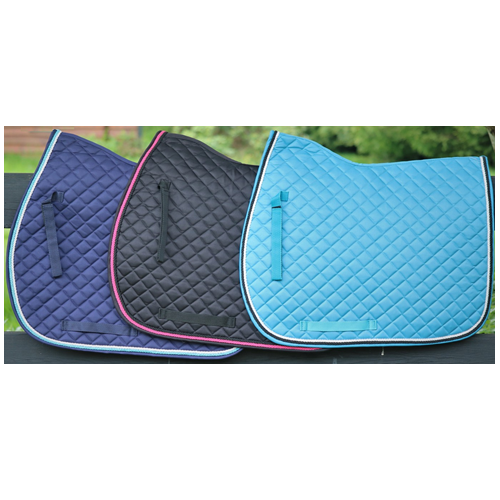 Silverline Deluxe Saddle Pad - Last Call