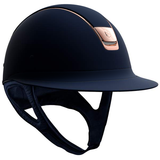 Samshield Miss Shield Shadowmatt Helmet - Rose Gold
