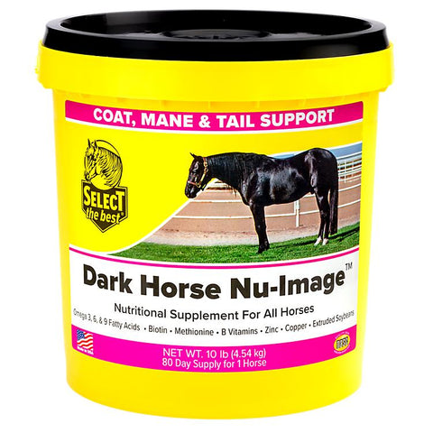"Select The Best ""NU IMAGE Dark Horse"" - 4.54 KG"