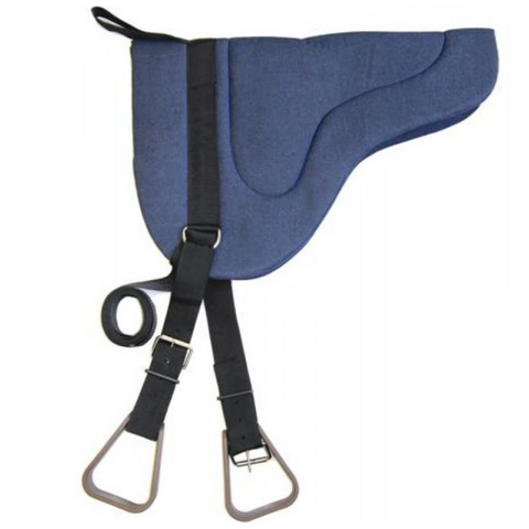 Sierra Bareback Pad with Stirrups