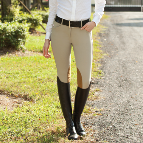 "The Tailored Sportsman ""Trophy Hunter"" Breeches - Tan"