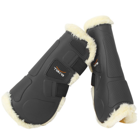 Tekna Synthetic Sheepskin Lined Tendon Boots