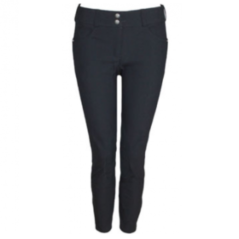 Tuscany Premium Knee Patch Slim Fit Breeches