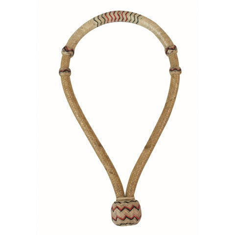 Jim Taylor Natural Rawhide Bosal