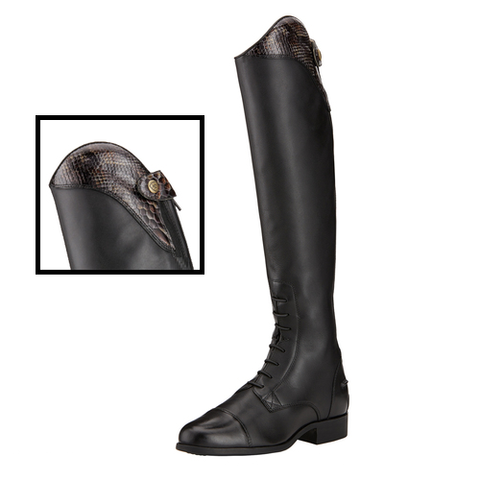 "Ariat ""Heritage Ellipse"" Field Boots – Cobra"