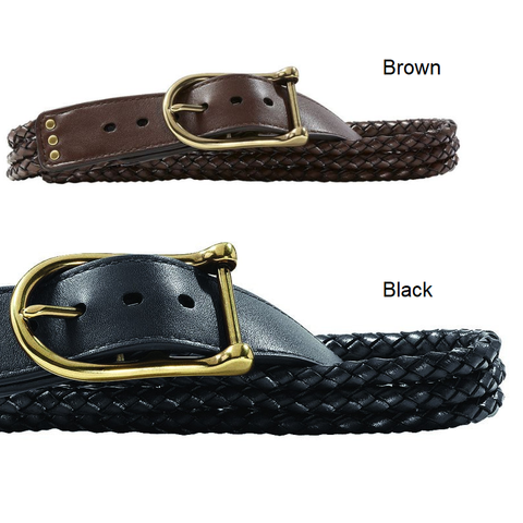 Ariat Ladies Triple Braided Belt