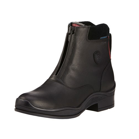 "Ariat Lades ""Extreme H20"" Insulated Paddock Boots - ZIP"