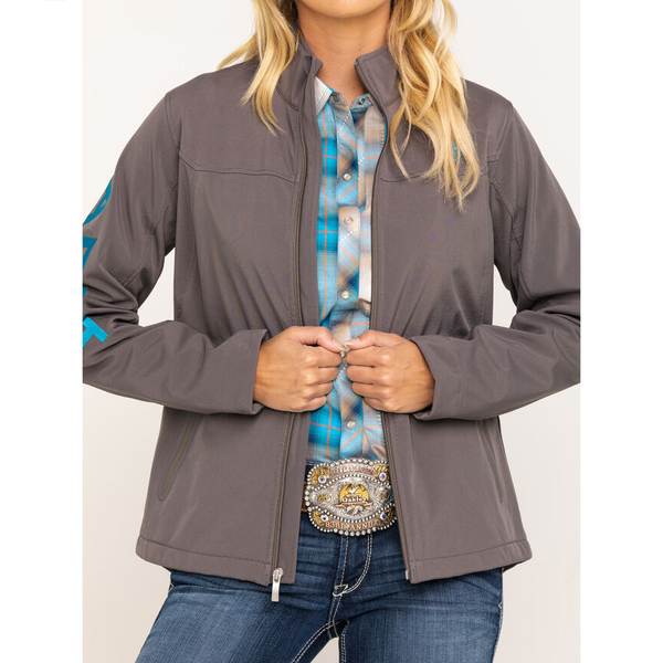 Ariat Ladies New Team Soft Shell Jacket-Small