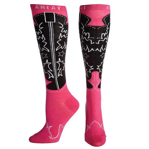 Ariat Ladies Socks