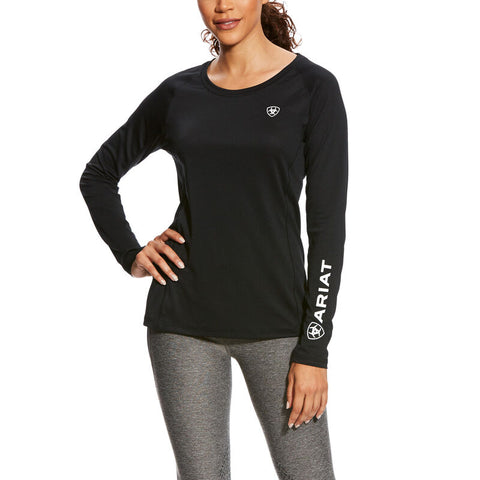 Ariat Ladies  SunStopper Long Sleeve Tee
