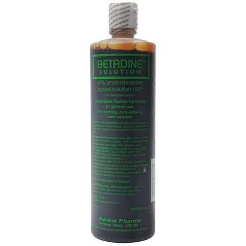 Betadine Solution - 500 ML