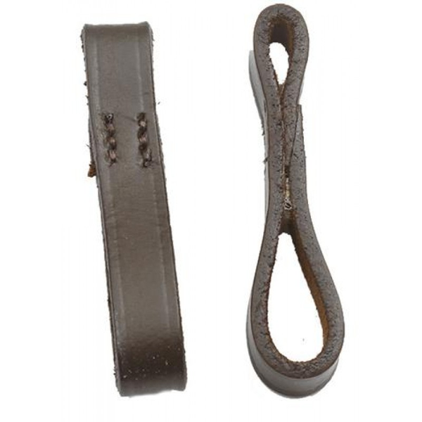 Leather Bit Keeper Bit Loop