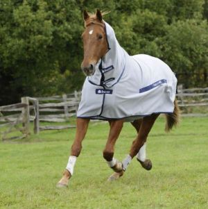 "BUCAS ""Buzz-Off"" Classic Fly Sheet - Full Neck"
