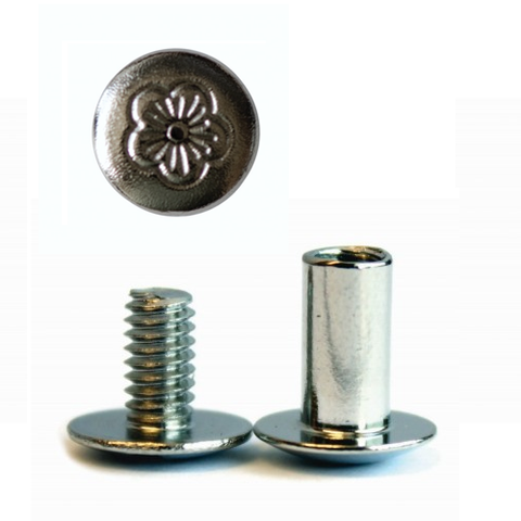 Chicago Screw sets-Package of 10 sets