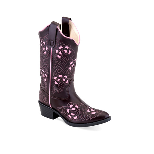 Old West Children's Cowboy Boots #VJ9114