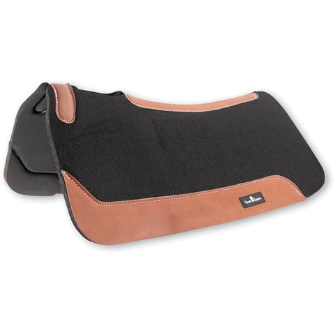 ContourPedic Western Saddle Pad by Classic Equine