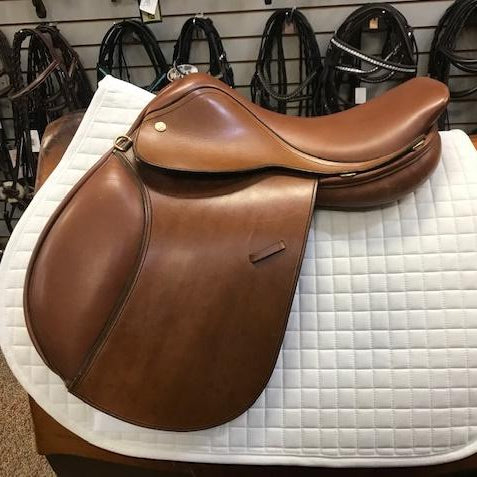 XL Crosby English Saddle