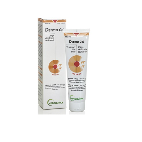 Derma Gel by Vetoquinol – 100ML