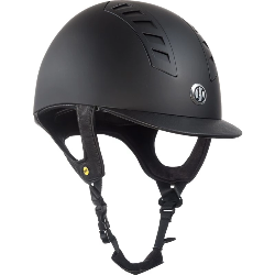 Back On Track® EQ3 Helmet –Black Mat